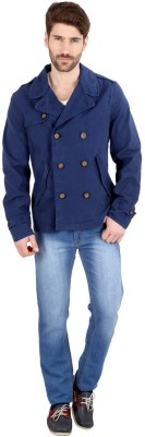 Aaina Home Decor Full Sleeve Solid Men's Jacket