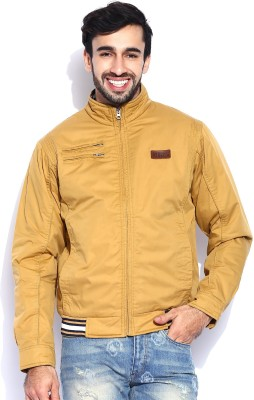 Kook N Keech Full Sleeve Solid Men's Jacket