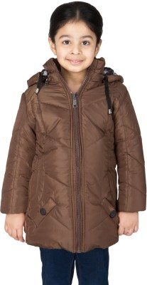ASST Full Sleeve Solid Girls Jacket