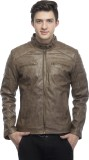 Lambency Full Sleeve Solid Men's Motorcy...