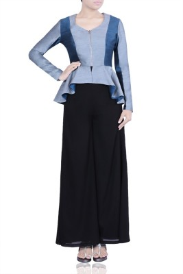 TheHLabel Full Sleeve Solid Women's Jacket