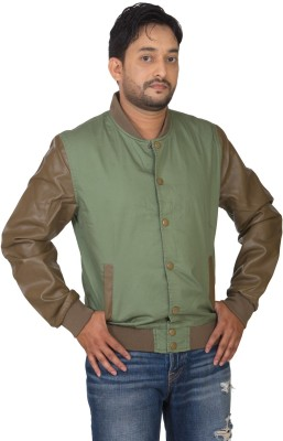 Modo Vivendi Full Sleeve Solid Men's Outerware & Coats Jacket