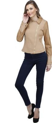 Pab Jules Full Sleeve Solid Women's Jacket