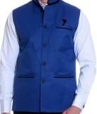 Alnik Sleeveless Solid Men's Jacket
