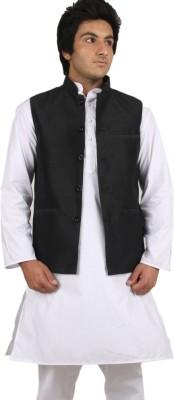 Royal 3/4 Sleeve Solid Mens Jacket