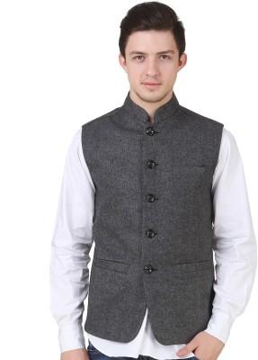 4Stripes Sleeveless Solid Men's Jacket