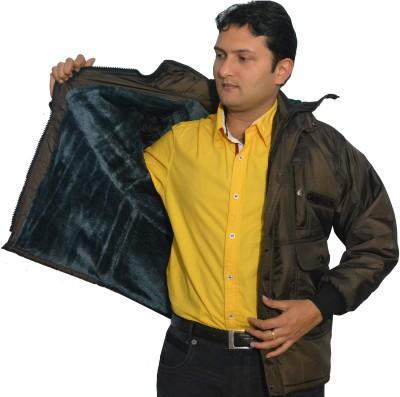 Newera Full Sleeve Solid Men's Jacket