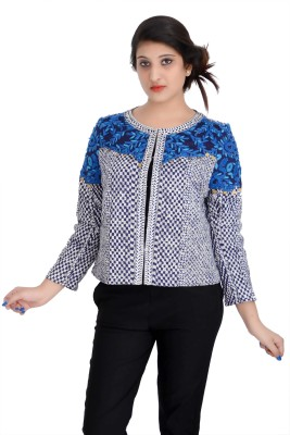 Ifashion Full Sleeve Embroidered Women's Jacket