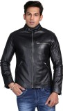 Clothes Cafee Full Sleeve Solid Men's Ja...