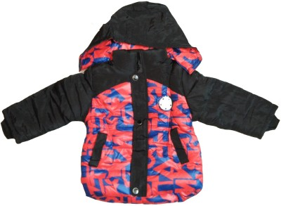 Icable Full Sleeve Solid Boys Jacket