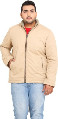 John Pride Full Sleeve Solid Men's Jacket