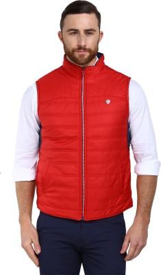 Arrow Sports Sleeveless Solid Mens Jacket