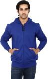 Stackia Full Sleeve Solid Men's Jacket