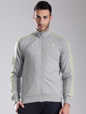 HRX by Hrithik Roshan Full Sleeve Solid Men's Jacket