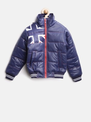 Yk Full Sleeve Solid Baby Boy's Jacket
