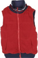Gini & Jony Sleeveless Solid Boys Jacket best price on Flipkart @ Rs. 998