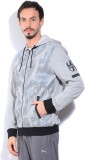 Reebok Full Sleeve Printed Men's Jacket