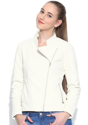 Numero Uno Full Sleeve Solid Women's Jacket