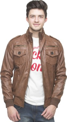 Lambency Full Sleeve Solid Men's Jacket