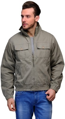 Tailor Craft Full Sleeve Solid Men's Jacket