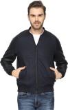 T-Base Full Sleeve Solid Men's Jacket