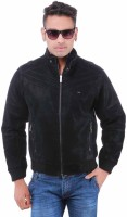 Oceanic Full Sleeve Solid Mens Jacket