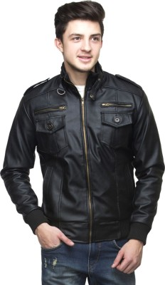 GoldCartz Full Sleeve Solid Men's Jacket