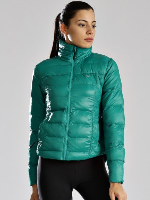 HRX by Hrithik Roshan Full Sleeve Solid Women's Jacket at flipkart