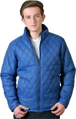 Frozen Apple Full Sleeve Self Design Men's Jacket