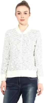 Tshirt Company Full Sleeve Striped Women's Jacket