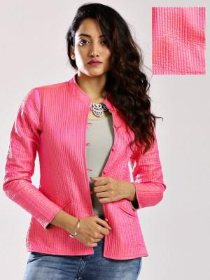 Anouk Full Sleeve Solid Women's Jacket