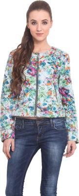 Ceylin Full Sleeve Printed Women's Jacket