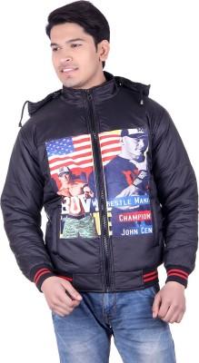 Adi & Adi Full Sleeve Printed Men's Jacket