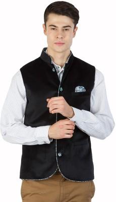 Burdy Sleeveless Solid Men's Jacket