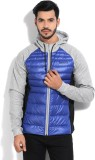 Adidas Full Sleeve Solid Men's Quilted J...