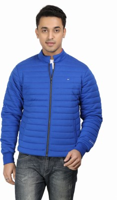 Design Classics Full Sleeve Embroidered Men,s Quilted Jacket