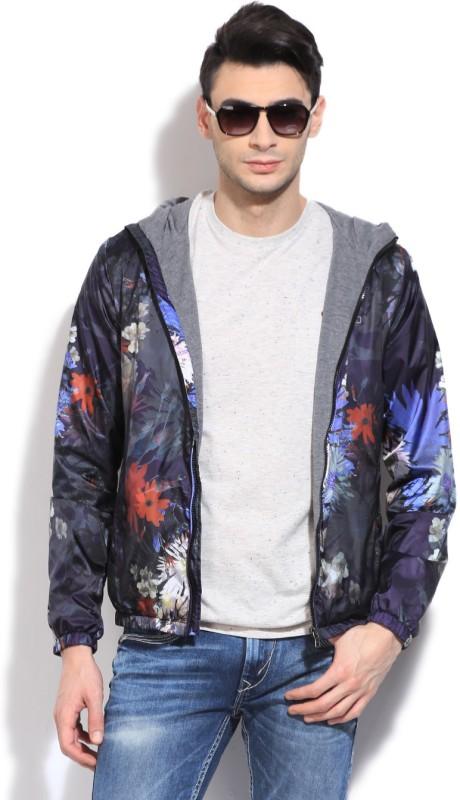 GAS Full Sleeve Printed Men's Jacket