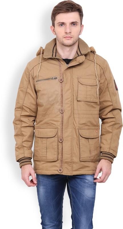 Duke Full Sleeve Solid Men's Linen Jacket