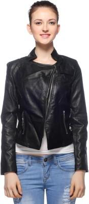 Fasnoya Full Sleeve Self Design Women's Jacket