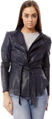 Lioness Full Sleeve Solid Womens Jacket