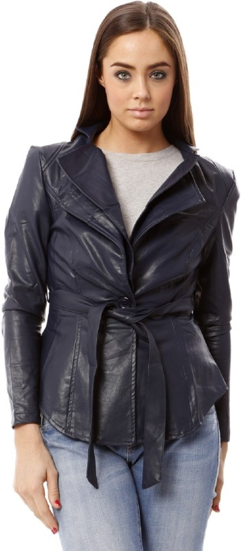 Lioness Full Sleeve Solid Women's Jacket