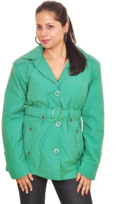Austin Full Sleeve Solid Women's Quilted Jacket