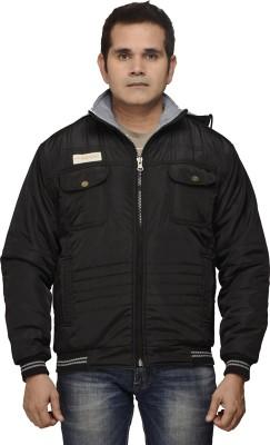 Urban Krew Full Sleeve Solid Men,s Jacket