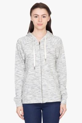 Hypernation Full Sleeve Printed Women,s Casual Jacket