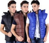 Hardys Sleeveless Solid Men's Jacket