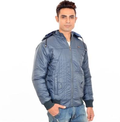 Be-Beu Full Sleeve Solid Men's Jacket