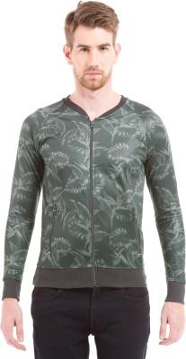 Shuffle Full Sleeve Printed Men's Jacket