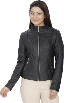 Svt Ada Collections Full Sleeve Solid Women's Jacket