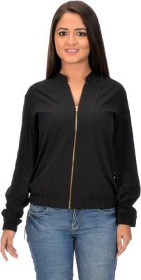 BrandTrendz Full Sleeve Solid Women's Jacket