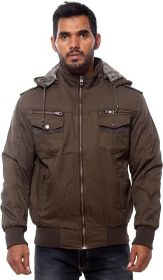 NDW Full Sleeve Solid Men's Quilted Jacket